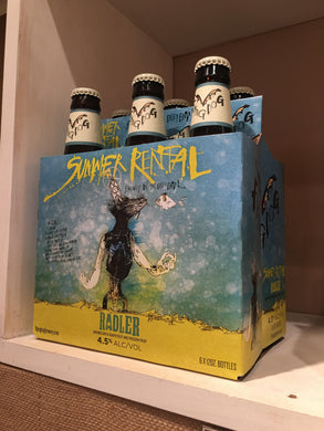 Flying Dog Summer Rental Radler