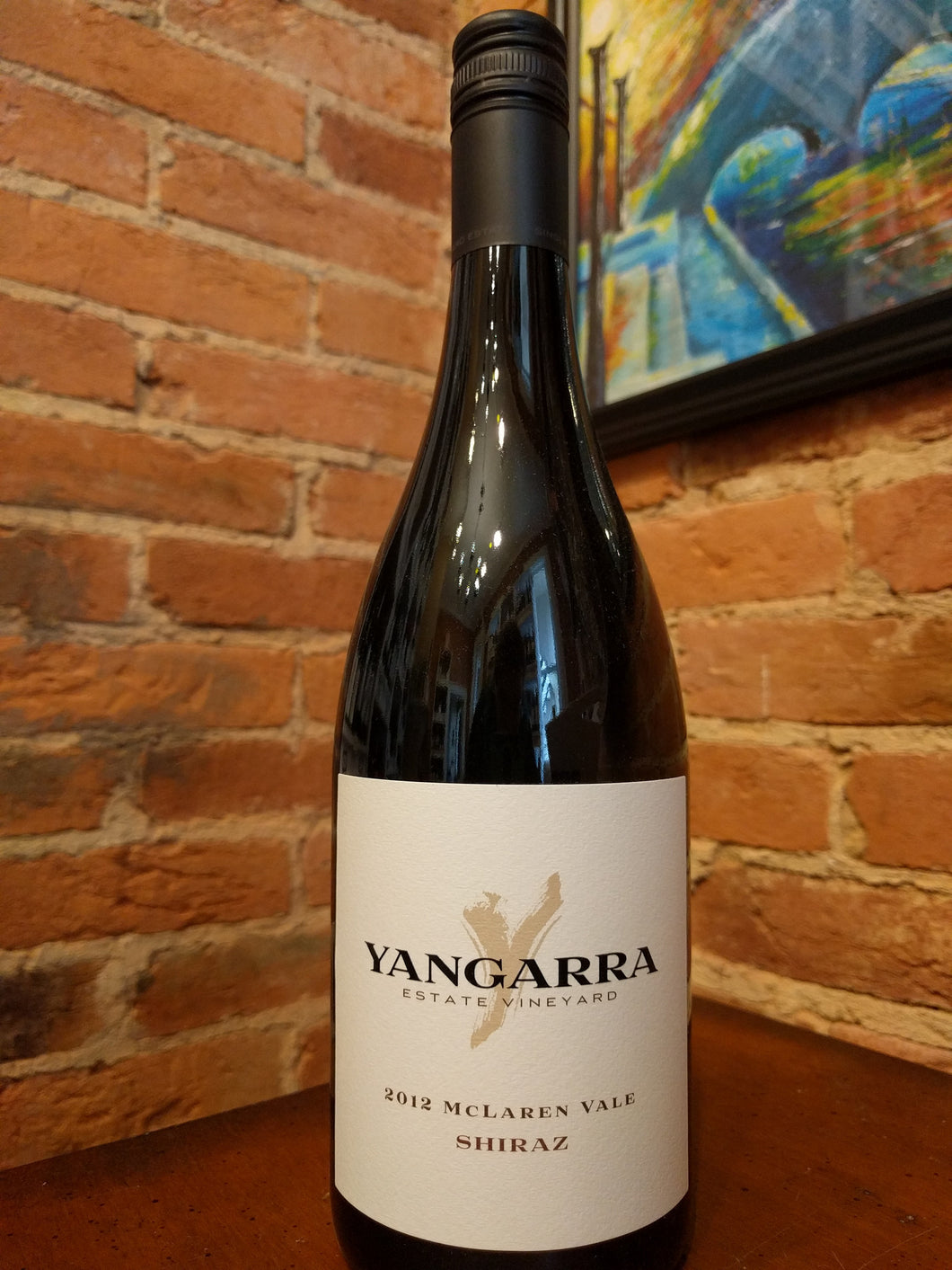 Yangarra Estate, Shiraz (2012)