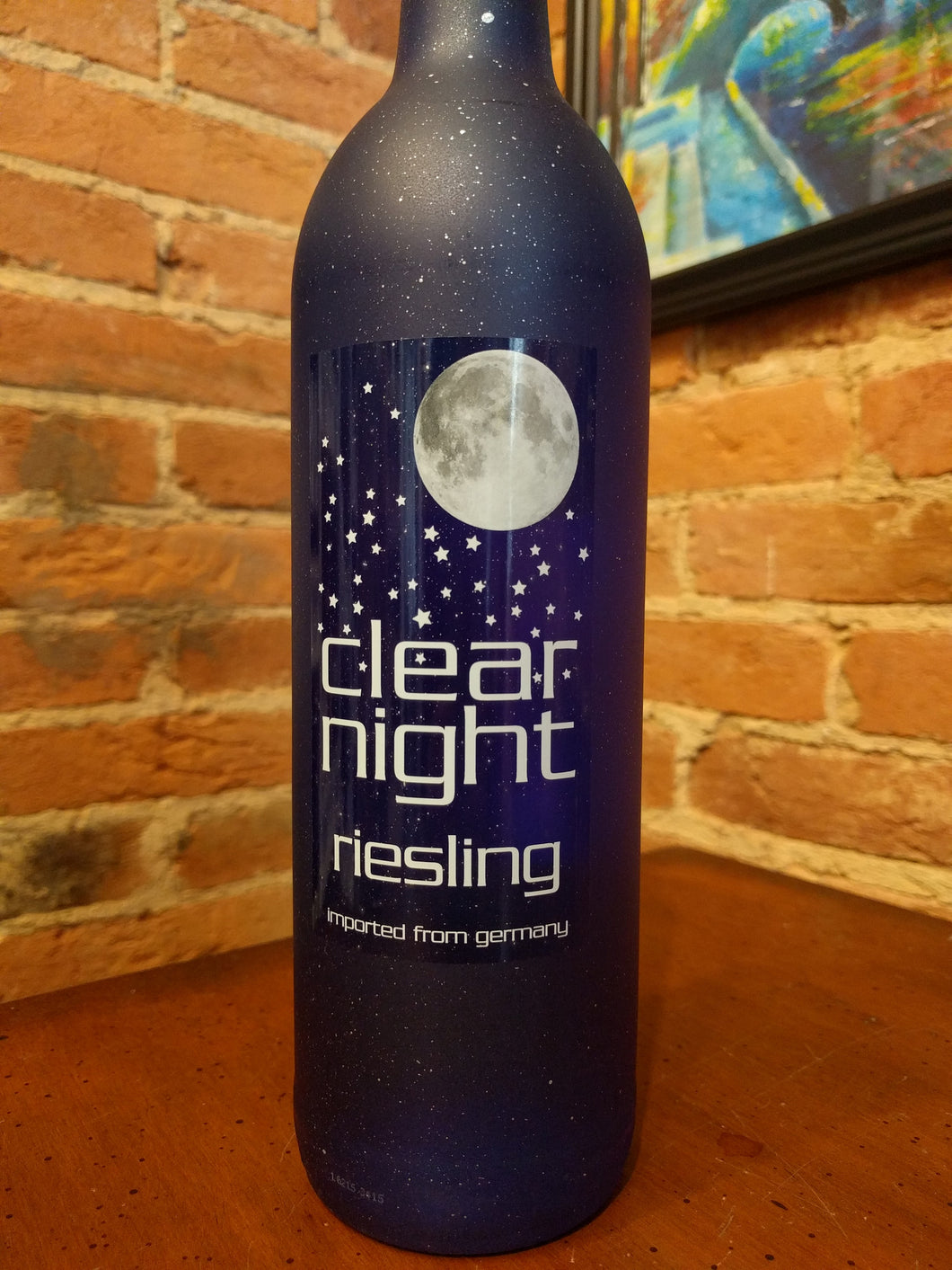Clear Night. Riesling (2014)