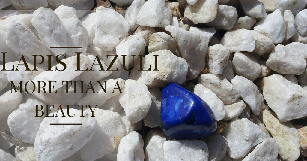 Lapis Lazuli - More Than A Beauty