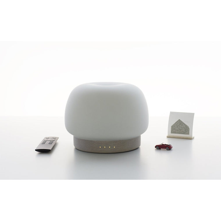 Zoè - Advanced Aromatherapy Diffuser with Oak Wood - Tittup Unique Aromatherapy & Jewellery