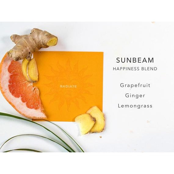 Sunbeam Grounding Blend - Hand Blended Essential Oils - Tittup Unique Aromatherapy & Jewellery