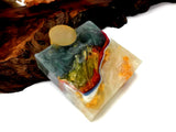 North Pole Crystal Handcrafted Soap