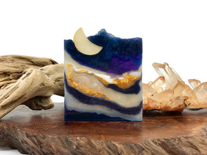 Moonlight Sonata Handcrafted Soap