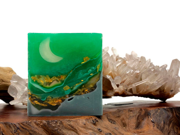 Imperial Jade Stone Soap