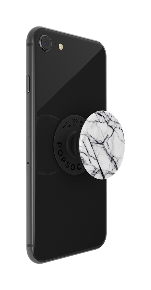 Dove White Marble, PopSockets