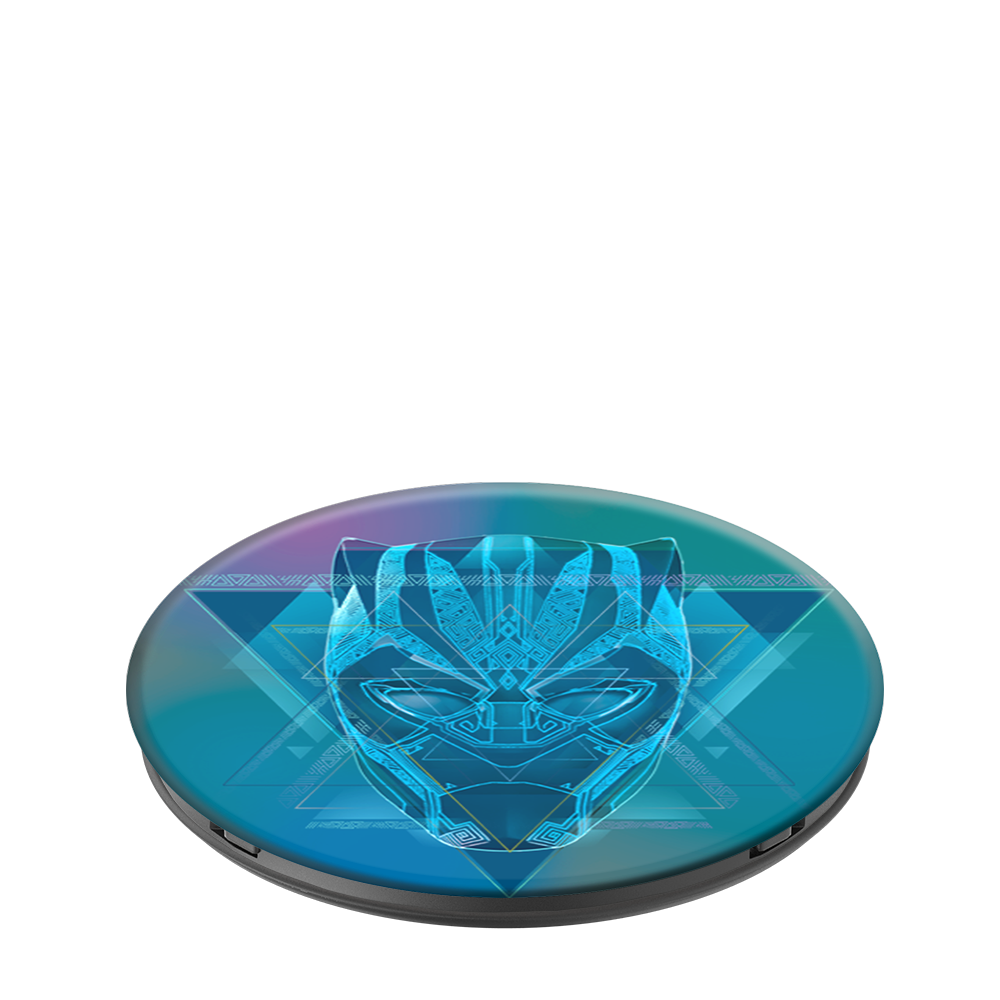 Black Panther Face, PopSockets