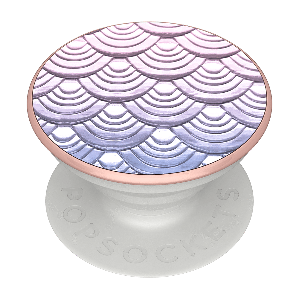 Iridescent Mermaid Pearl, PopSockets