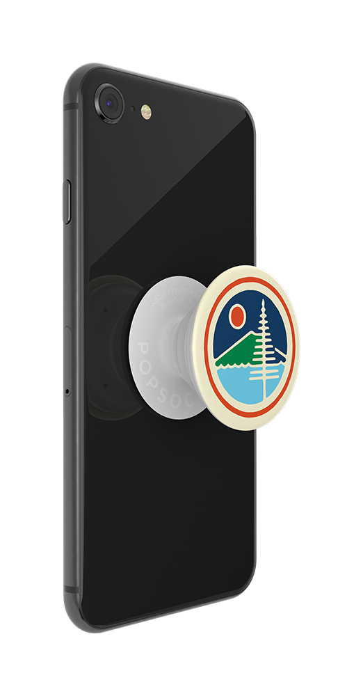 Camp Badge, PopSockets