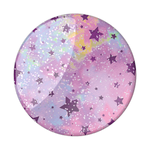 Glitter Starry Dreams Lavender, PopSockets