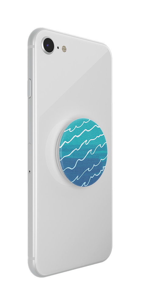Blue Tidal Wave, PopSockets