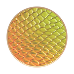 Iridescent Snake Golden Copper, PopSockets