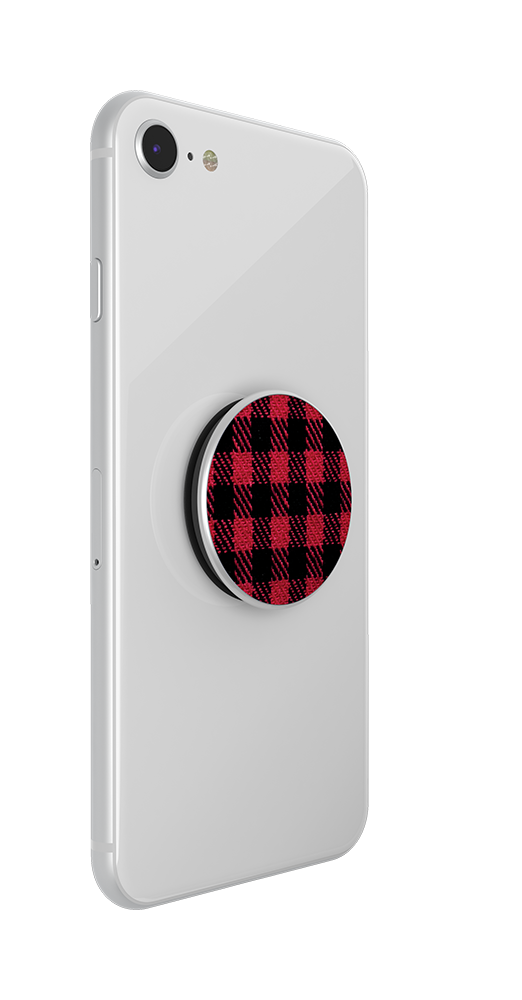 Classic Check Red, PopSockets