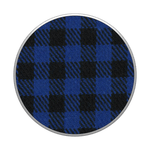 Classic Check Blue, PopSockets