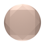 Rose Gold Metallic Diamond, PopSockets
