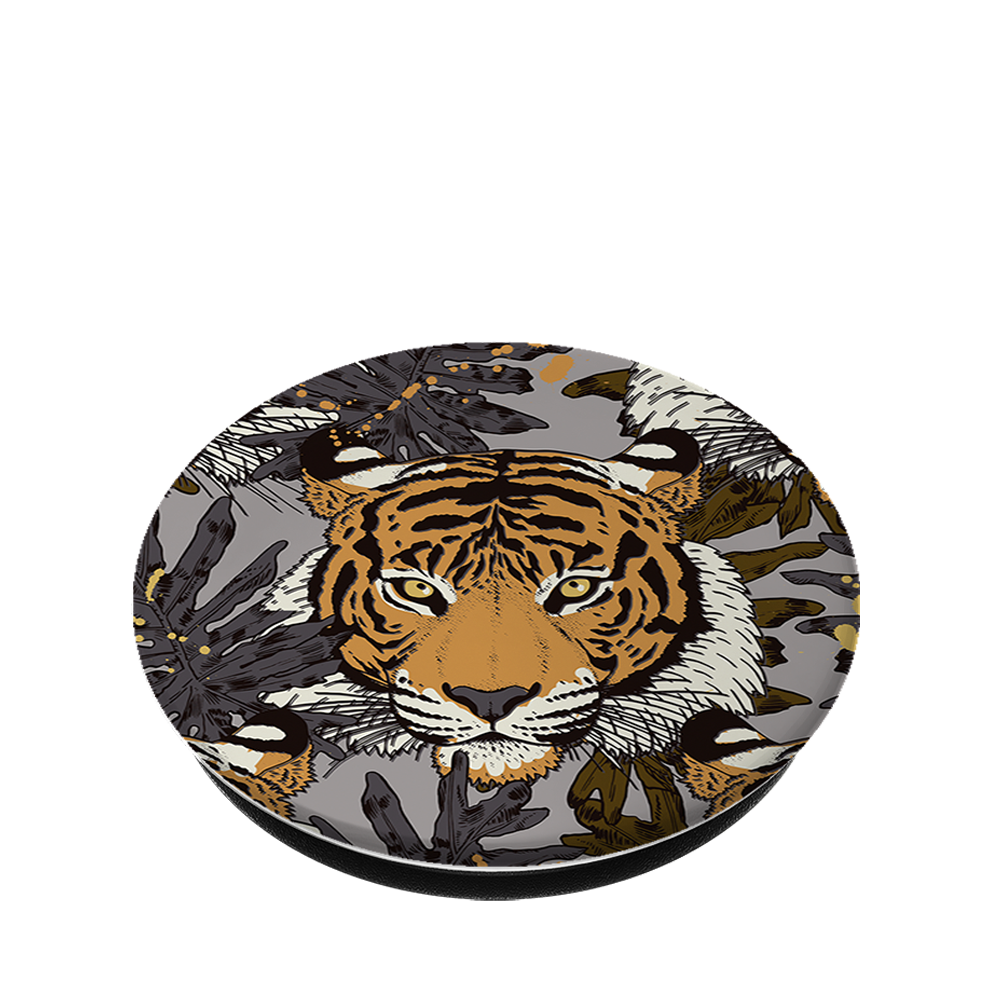 R&F Tropical Tiger, PopSockets