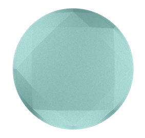 Metallic Diamond Glacier, PopSockets