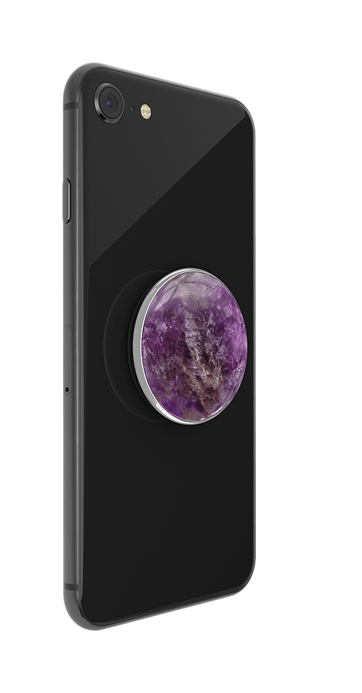 Genuine Amethyst, PopSockets