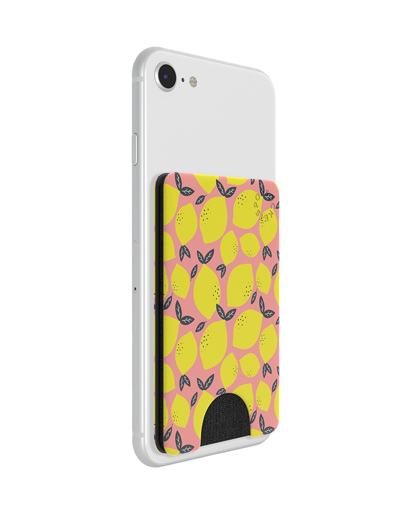 PopWallet Lemon Drop, PopSockets