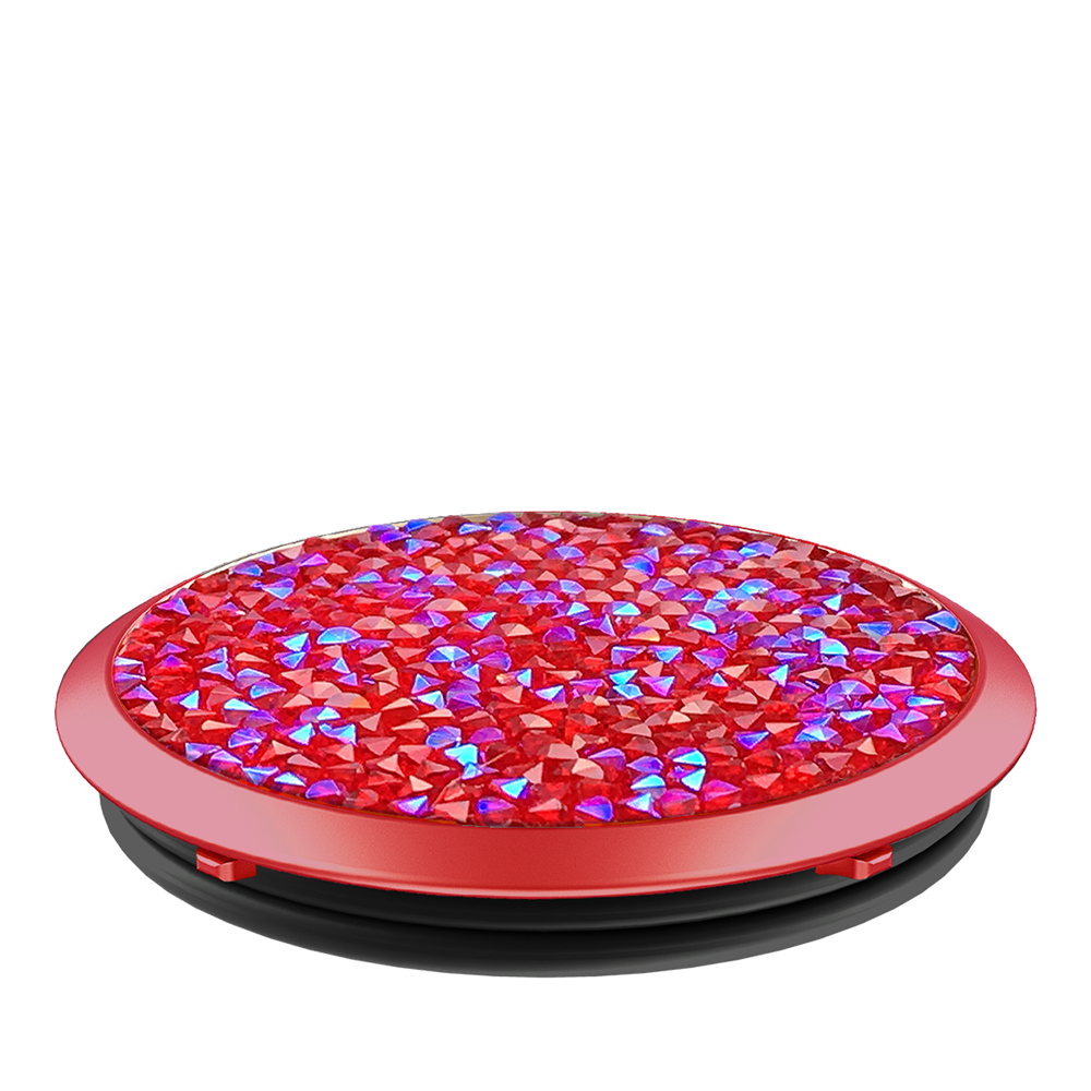 Swarovski® Siam Red Crystal, PopSockets