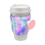 PopThirst Cup Sleeve Holographic Gem, PopSockets