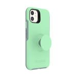 Otter + Pop Mint To Be Symmetry Series Case, PopSockets