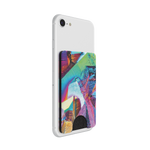 PopWallet Rainbow Gemstone, PopSockets