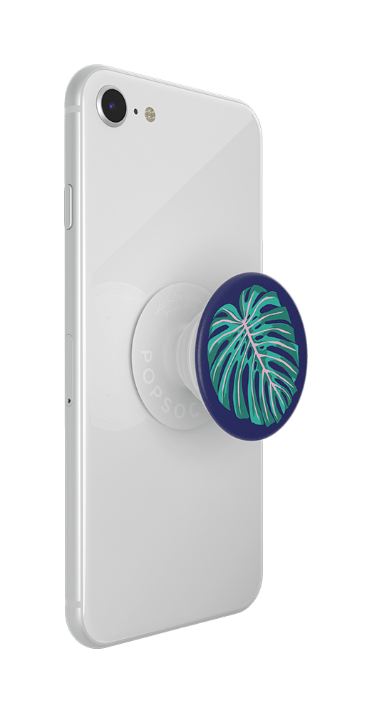 Vintage Palm Leaf, PopSockets