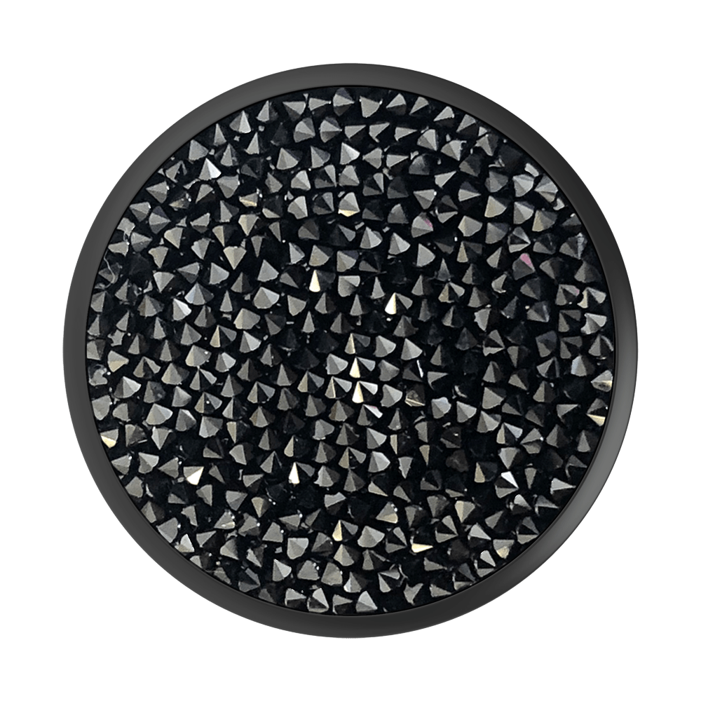 Swarovski® Black Crystal, PopSockets