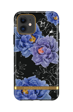 Richmond & Finch Case Blooming Peonies + Matching PopGrip, PopSockets