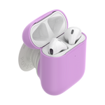 PopGrip Airpods Holder Iris Purple, PopSockets