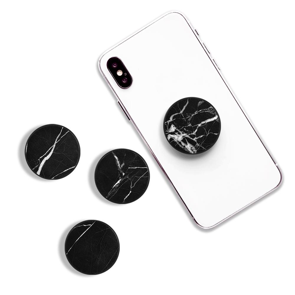 Genuine Black Marble, PopSockets
