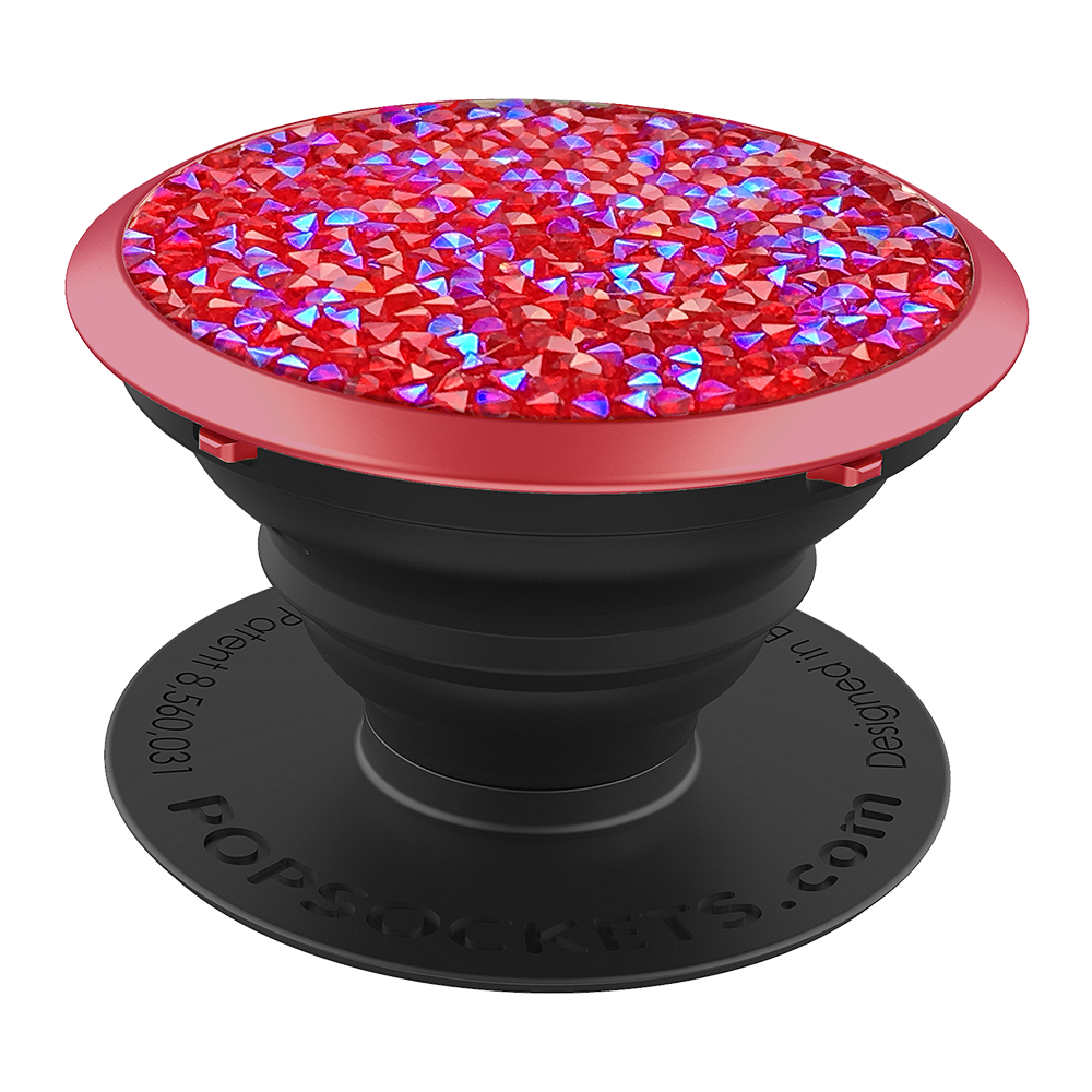 Siam Red Crystal, PopSockets