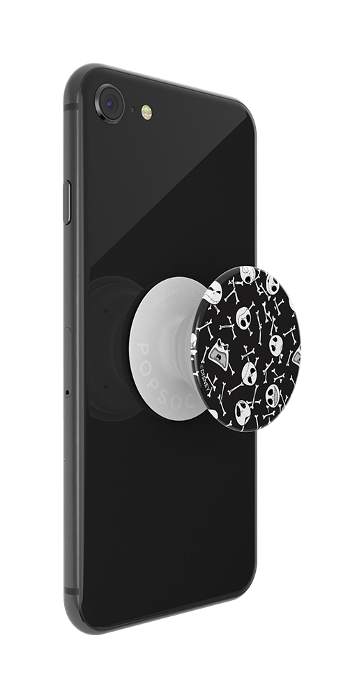 Jack Skellington Skull Pattern, PopSockets
