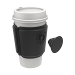PopThirst Cup Sleeve Black, PopSockets