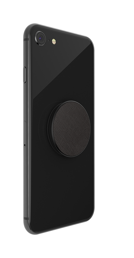 Saffiano Black, PopSockets
