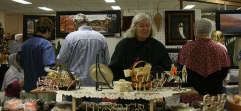 2008 craft sale at Brookside Ohio