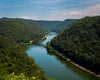 Hawks Nest, West Virgina, New River, Green, Blue, Bridge