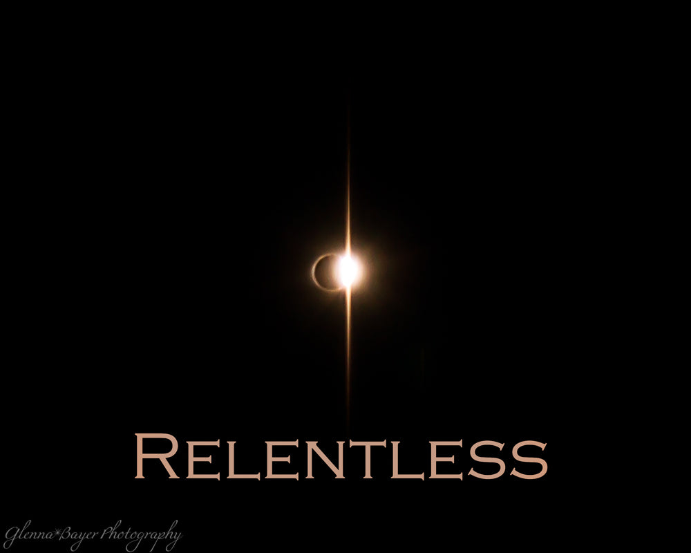 "Eclipse 2017 ""RELENTLESS"" (0318-1)"
