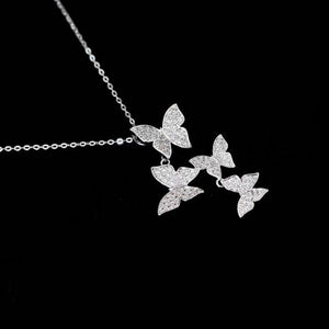 85% OFF - Beautiful Butterfly Necklace [LIMITED STOCK!]