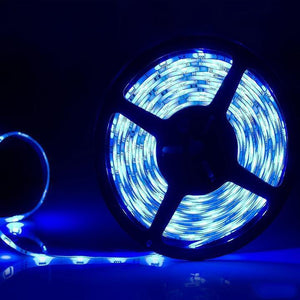 HomeBrite - Color Changing LED Light Strip with Remote Control (16 Feet)