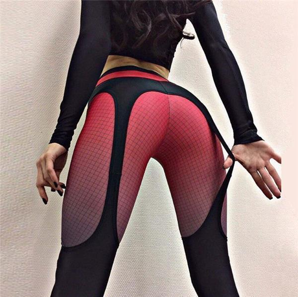GARTER LEGGINGS (3 STYLES)