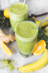 Energizing & Fat Burning Matcha Smoothie