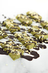 How to Make Matcha Protein Bars - Teangle