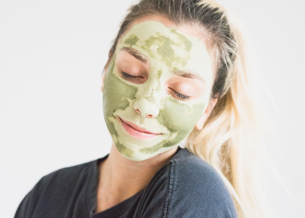 Teangle Matcha Body Scrub