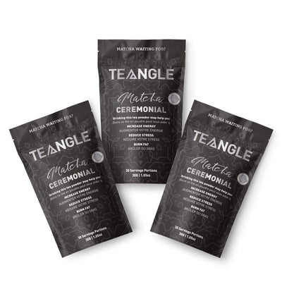 Teangle - 3 Ceremonial Matcha