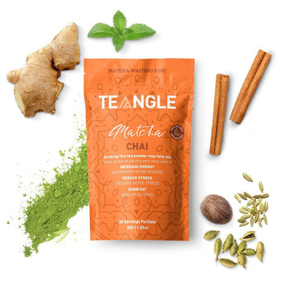Chai Matcha - Teangle