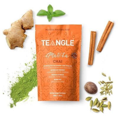 Teangle Chai Matcha