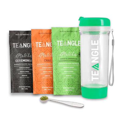 Teangle Matcha Discovery Bundle