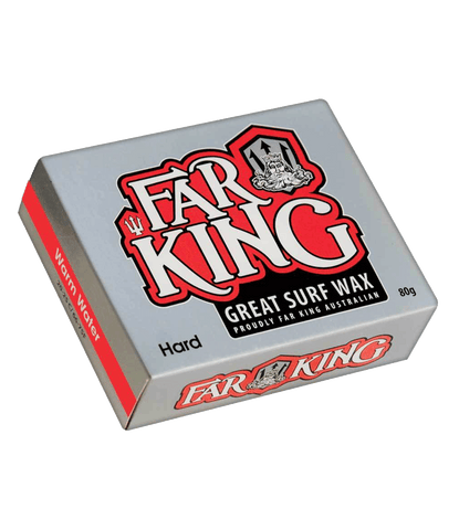 FK Hard Red Warm Wax 80g - ECS Boards Australia